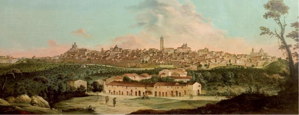 profilo macerata- 1786 sud- ovest